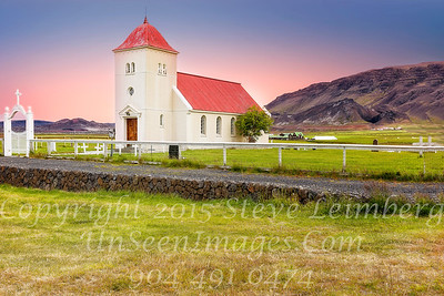 Church in Iceland - Copyright 2017 Steve Leimberg - UnSeenImages Com _Z2A0923