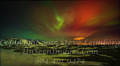 Northern Lights - Copyright 2017 Steve Leimberg - UnSeenImages Com _DSC8889