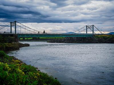 Lagoon Bridge Iceland Copyright 2021 Steve Leimberg UnSeenImgages Com _DSF1270