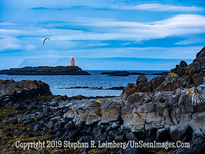 Flatey Lighthouse  Copyright 2019 Steve Leijmberg UnSeenImages Com _DSF4490