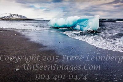 Iceberg and Mountains - Copyright 2017 Steve Leimberg - UnSeenImages Com _Z2A1444
