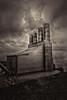 Smoke Stacks Geothermal Plant - Iceland  B&W - Copyright 2015 Steve Leimberg - UnSeenImages Com _U0U5849