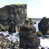 Reykjanes Peninsula Iceland Coastline