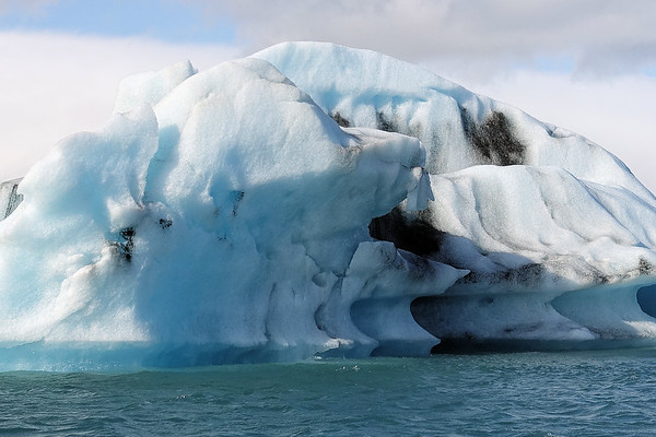 Jokulsarlon Glacier Lagoon - Boat ride