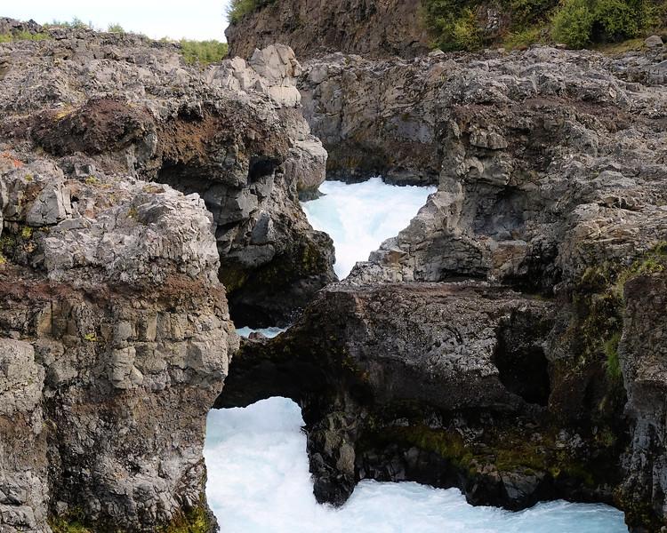 Barnafoss - Children's Falls