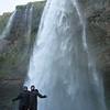 You will get wet in Seljalandsfoss