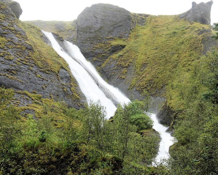 Waterfalls a plenty
