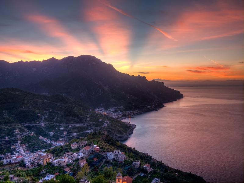 Ravello Sunset