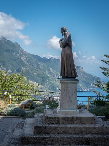 Statue in Ravello