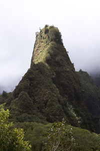Iao Needle.