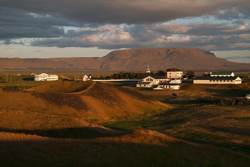 Skútustaðir, Mývatn, Northern Iceland