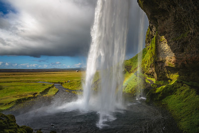 Seljalandsfoss-Þórsmerkurvegur-Iceland