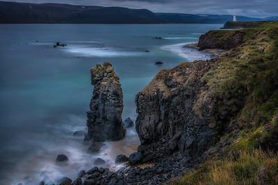 Ólafsviti Lighthouse-Patreksfjordur-Westfjords-Iceland