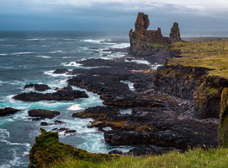 Lóndrangar, Snæfellsnes Peninsula