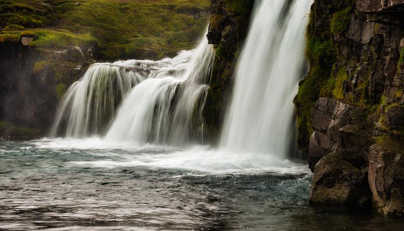 Kirkjufellsfoss, Snæfellsnes Peninsula