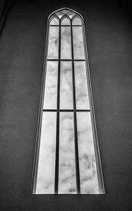 Hallgrímskirkja detail, Reykjavik