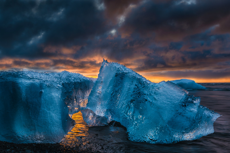 Jokulsarlon-Iceland