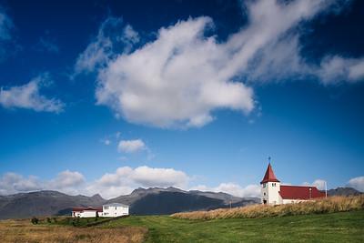 Stadarstadur, Snæfellsnes Peninsula