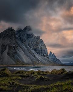 Vestrahorn-Vatnajokull Region-Iceland