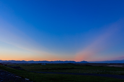 2:30 AM One Hour Before Sunrise 3 Hours After Sunset In Iceland