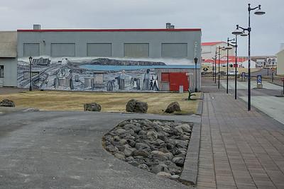 Reykjanesbær mural