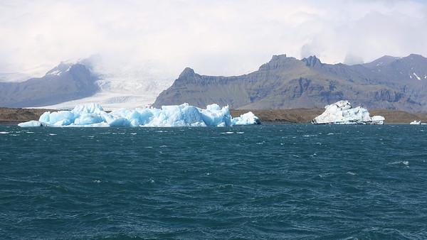 Jokulsarlon Glacier Lagoon boat ride