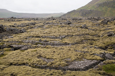 Scenery, near Reykjavik, Iceland 10 July 2018