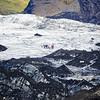 Hiking the Solheimajokull Glacier