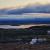 Mývatn from Námafjall