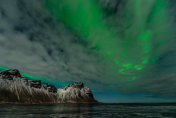 Cloudy Aurora