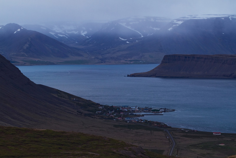 <H3> Bildudalur </H3> A sleepy town in the Westfjords