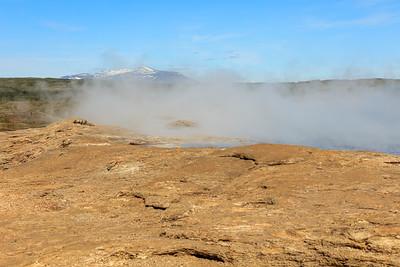 Icelandic Hot Spring