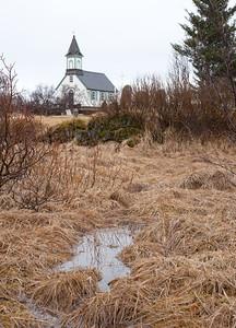 the church at pingvellir