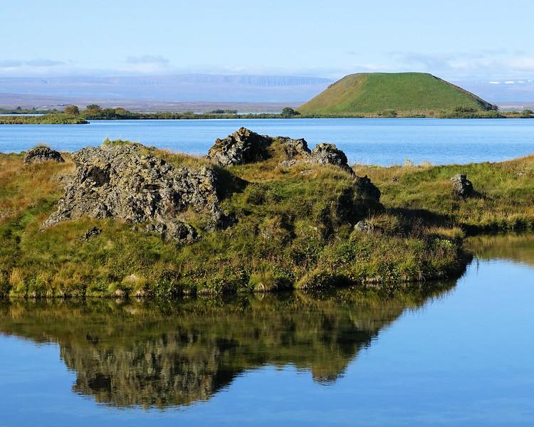 Myvatn  Lake @ Dimmuborgir Guesthouse