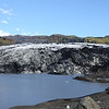 Solheimajokull Glacier - Walking around