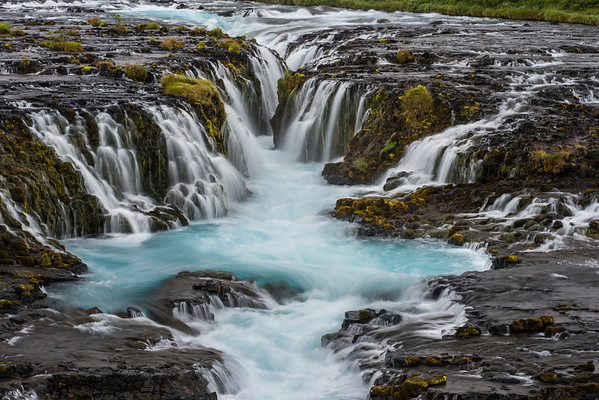 Bluer Falls