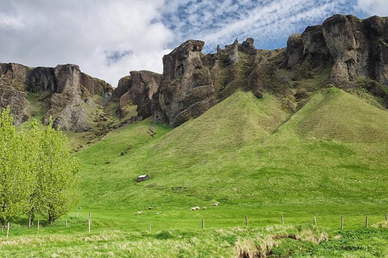 Sculpted Cliffs