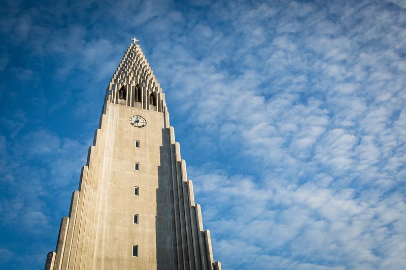 Hallgrímskirkja Church Tower
