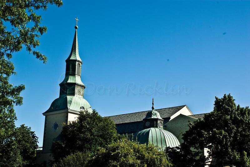 Trinity Lutherin Church, By WAM