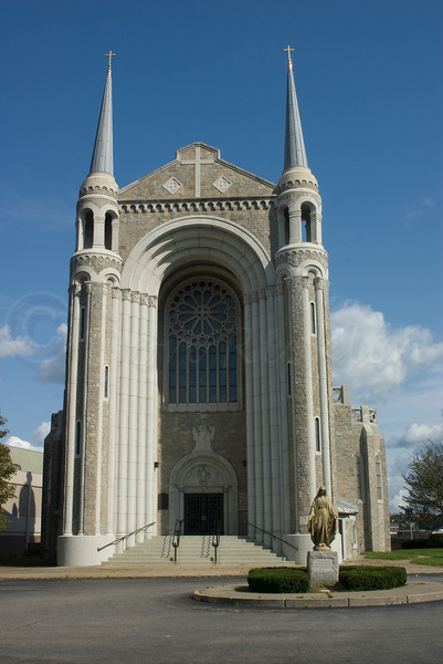 Notre Dame Cathedral, The French Canadian Church