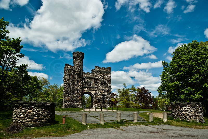 Bancroft Tower, Salisbury Park, Worcester, MA