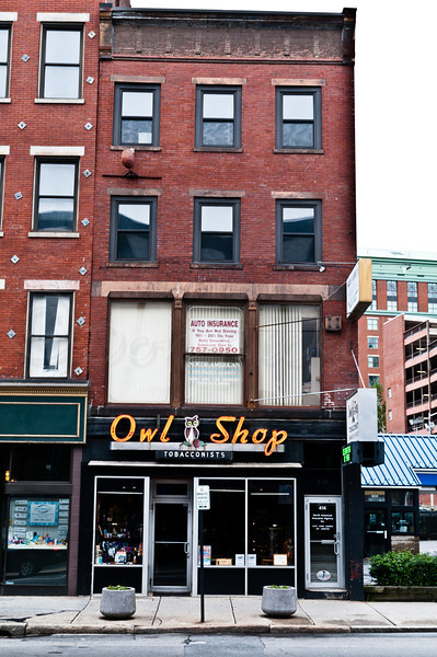 The Owl Shop