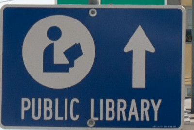 Public Library, on 4th @ King