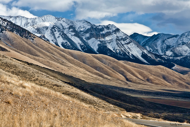 idaho's mountains