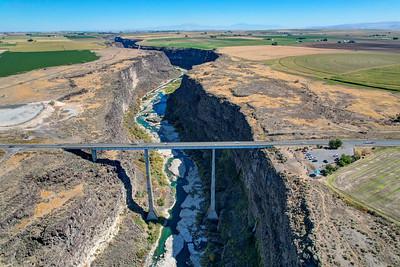 Hansen Bridge, Snake River