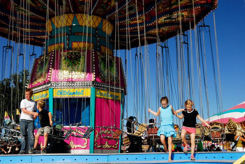 Western Idaho Fair - Carnival Ride