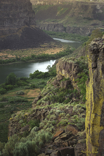 snake river canyon, twin falls