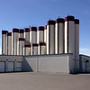 Another Jerome milk production plant.  All those silos are used to store milk!