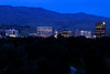 Boise Skyline at Night