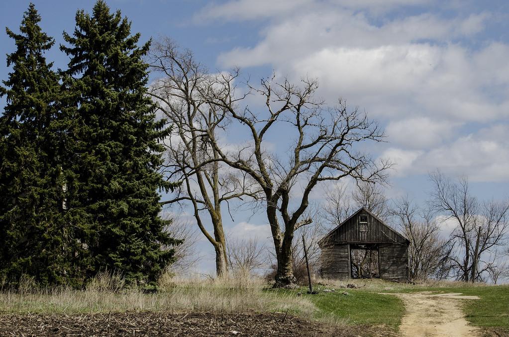 Rural Illinois.